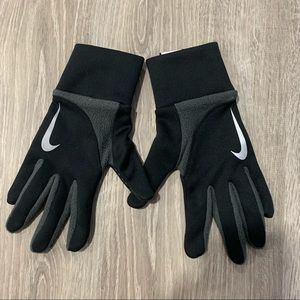 Nike Running Black Running Gloves